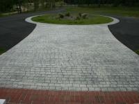 cobble stone pattern