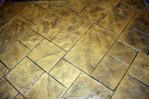 large ashlar slate