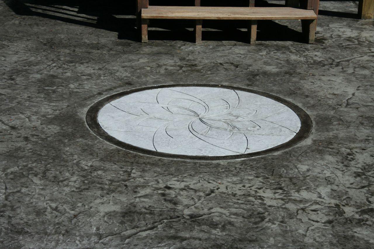 Pinwheel Medallion