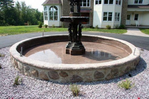 fountain