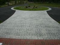 cobble stone pattern